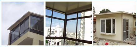 חלונות אלומיניום, שילוב מושלם בין עיצוב לפרקטיקה